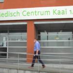 Medisch Centrum ZNA Kaai 142 staat klaar voor de haven
