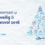 Cepa wenst je fijne feestdagen en het beste voor 2018!