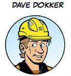 Stripverhaal 'Dave Dokker'